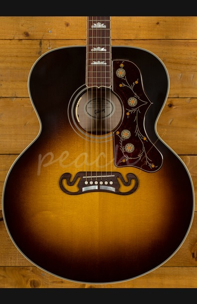 Gibson SJ200 Standard Vintage Sunburst 2018