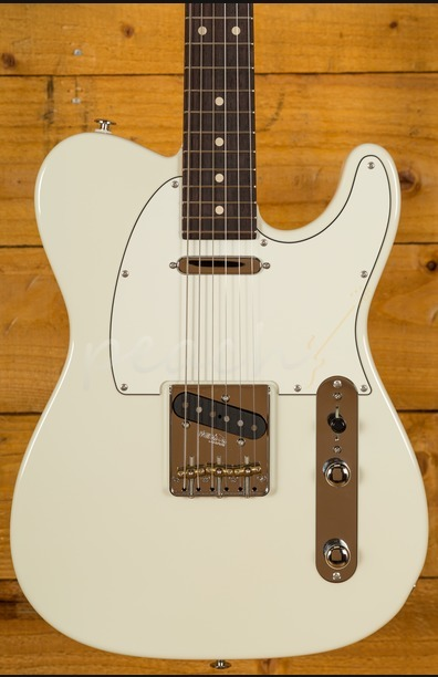 Suhr Classic T Pro Olympic White Rosewood
