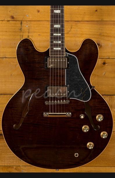 Gibson Memphis 2018 ES-335 Figured Antique Walnut