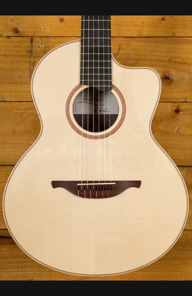 Lowden S-32J Alpine Spruce & Indian Rosewood