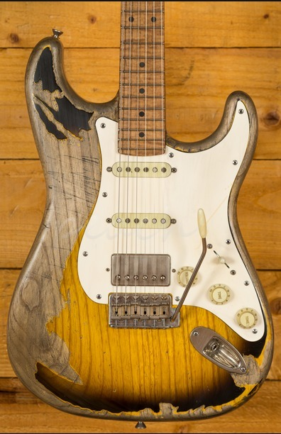 Xotic California Classic XSC-2 2 Tone Burst Super Heavy Aged