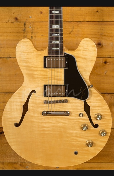 Gibson Memphis 2018 ES-335 Figured Dark Natural