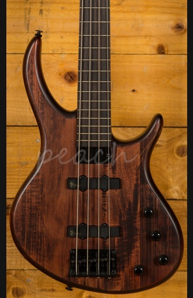 Epiphone Toby Deluxe IV Bass Walnut