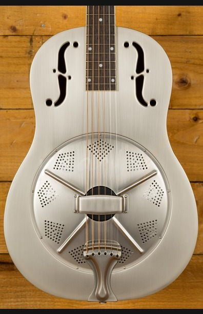 Gold Tone Paul Beard Metal Body Resonator