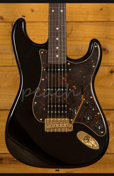 Xotic California Classic XSC-2 Black Lightly Aged