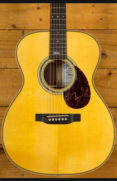Cf Martin Omjm John Mayer Acoustic Peach Guitars