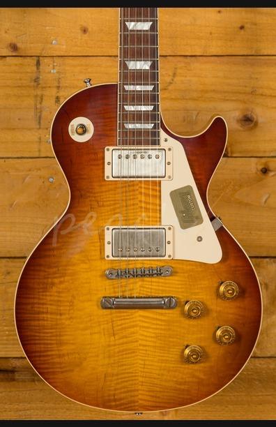 Gibson Custom Standard Historic M2M 58 Les Paul VOS Slow Iced Tea