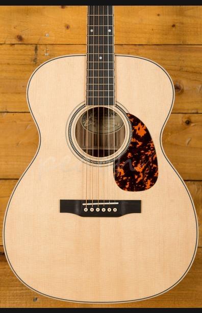Larrivee OM-03Z Zebrano Acoustic Guitar