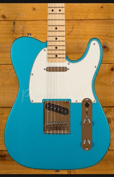 Fender Mex Standard Tele Lake Placid Blue