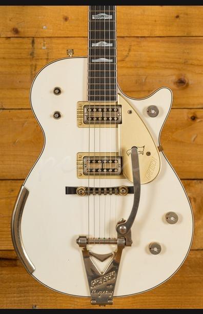Gretsch G6134T-59 White Penguin Relic