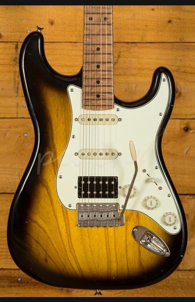 Xotic California Classic XSC-2 2 Tone Burst Light Aged