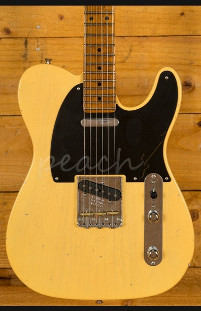 Fender Custom Shop 52 Tele Journeyman Relic