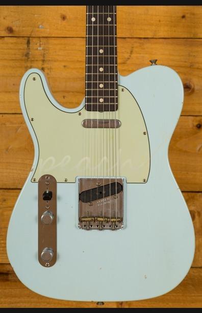 Fender Custom Shop 63 Tele Journeyman Relic Left Handed Used