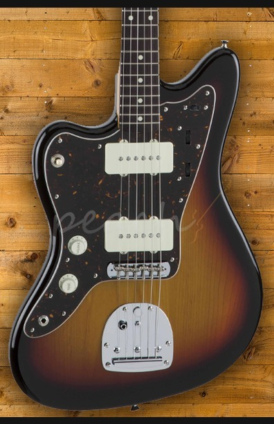 Fender Japan Traditional 60's Jazzmaster Left Handed 3 Tone Sunburst