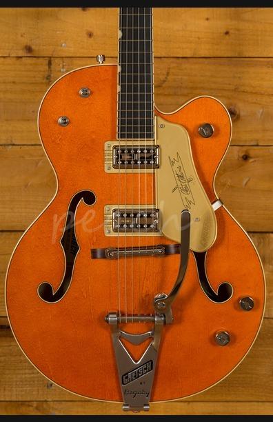 Gretsch G6120T-59GE Golden Era Nashville Hollowbody Ex Demo