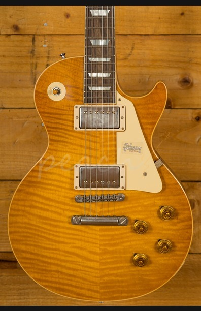 Gibson Custom 58 Les Paul Ltd Run Dirty Lemon VOS