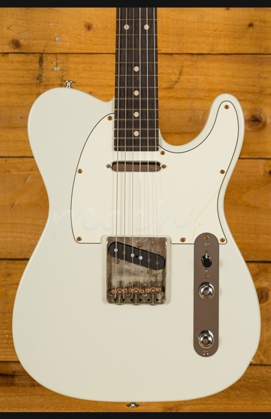 Suhr Classic T Antique Olympic White RW SSCII