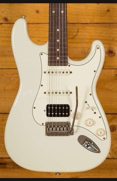 Suhr Classic Antique HSS Olympic White Rosewood