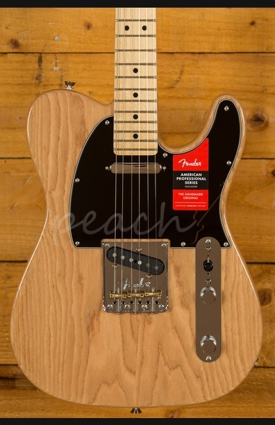 Fender American Pro Tele Natural Maple Neck