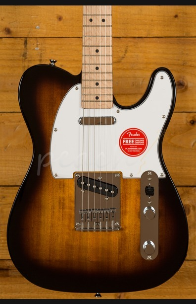 Squier Affinity Series Tele Maple Neck 2 Colour Sunburst