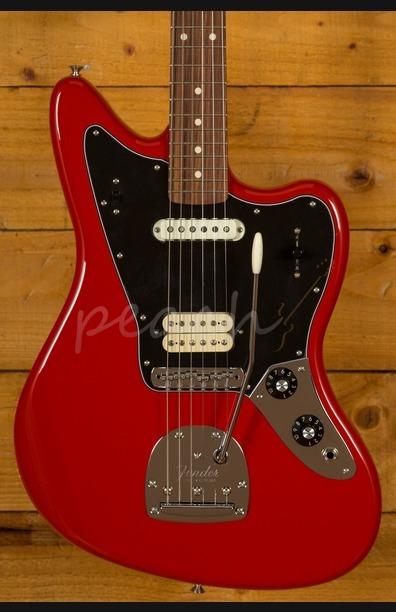 Fender Player Series Jaguar Pau Ferro Sonic Red
