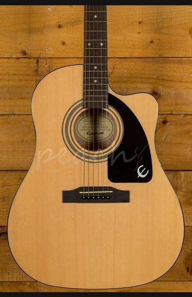 Epiphone AJ-100CE Electro Acoustic Guitar - Natural