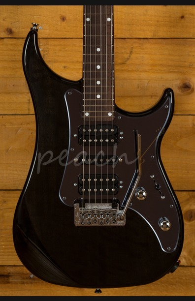 Vigier Excalibur Shawn Lane Master Signature HSH Tremolo Clear Black RW