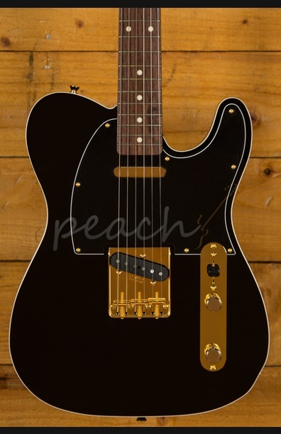 Fender FSR MIJ Traditional Telecaster RW Midnight Black