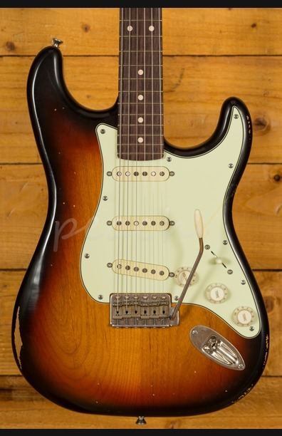 Xotic California Classic XSC-1 3 Tone Burst Medium Aged
