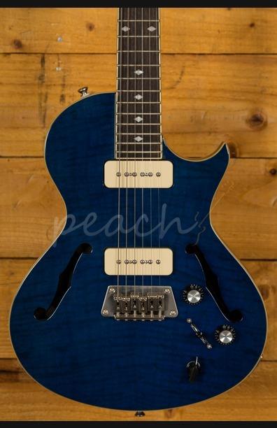 Epiphone Blues Hawk Used Midnight Blue