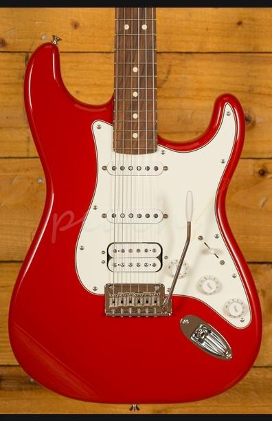 Fender Player Series Strat HSS Pau Ferro Sonic Red