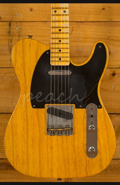 Fender Custom Shop Mike Campbell Heartbreaker Used