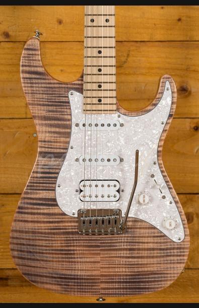 Suhr Standard Pro Trans Blues Denim/Slate Maple