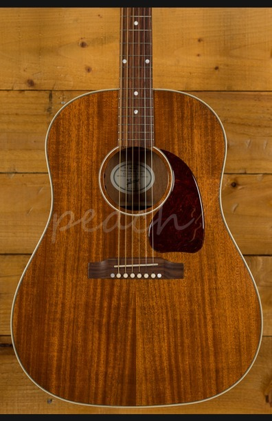 Gibson 2018 J-45 Acoustic Mahogany Antique Natural