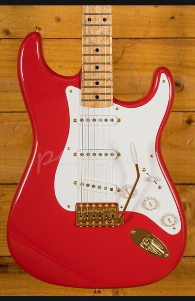 Fender Custom Shop 59 Strat NOS Fiesta Red Greg Fessler Masterbuilt