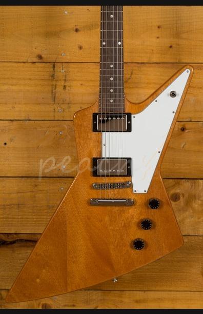 Gibson USA 2019 Explorer Antique Natural