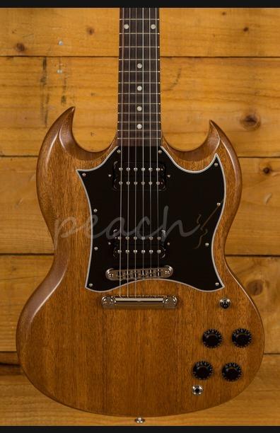 Gibson USA 2019 SG Standard Tribute Walnut Vintage Gloss