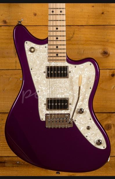 Tom Anderson Raven Metallic Purple Used