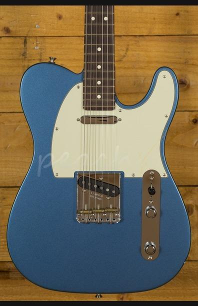 Fender American Special Tele Rosewood Lake Placid Blue