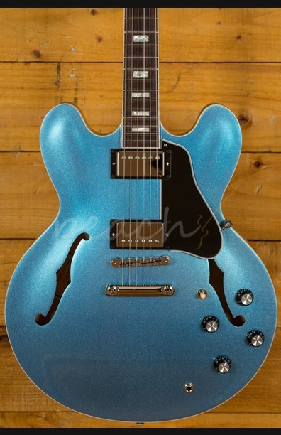 Gibson ES-335 Metallic Top Ice Blue