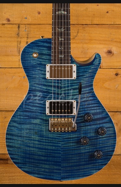 PRS Wood Library Tremonti Model River Blue Satin