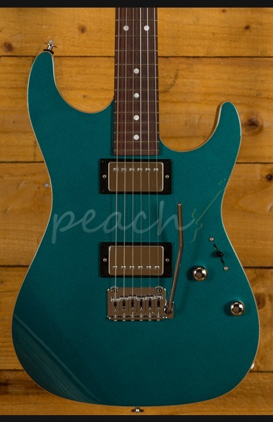 Suhr Pete Thorn Signature Standard Ocean Turquoise Gotoh 510 HH