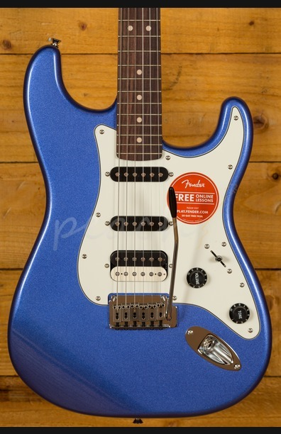 Squier Contemporary Stratocaster HSS Ocean Blue Metallic