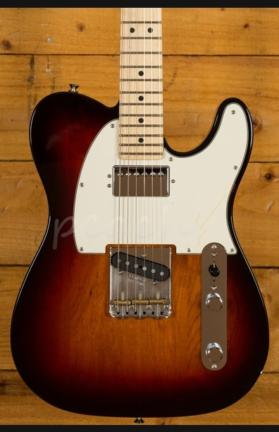 Fender American Performer Tele Maple Neck 3 Tone Sunburst