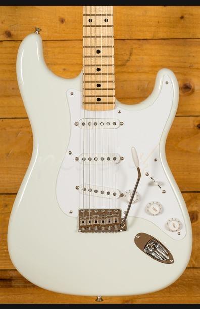 Fender Custom Shop 59 NOS Strat Olympic White Maple neck