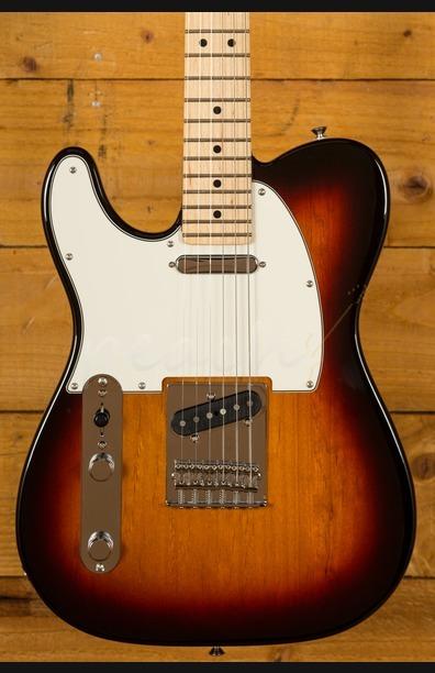 Fender Player Series Tele Left Handed Maple Neck 3TSB