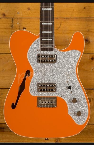 Fender Parallel Universe Tele Thinline Super DLX RW