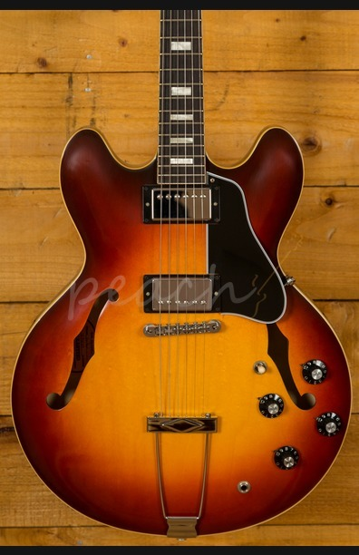 Gibson Memphis Limited 2016 1969 ES-335 Light Burst