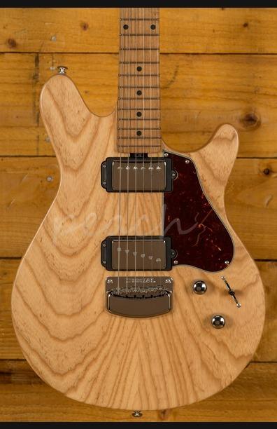 Ernie Ball Music Man Valentine Guitar Natural